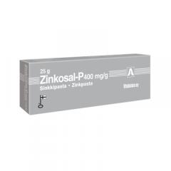 Zinkosal-P 400mg/g pasta 25 g