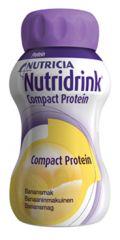 NUTRIDRINK COMPACT PROTEIN BANAANI X4X125 ML