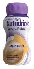 NUTRIDRINK COMPACT PROTEIN MOKKA X4X125 ML