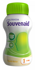 SOUVENAID VANILJA X4X125 ML