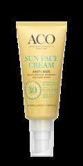 ACO Sun Face Cream Anti Age NP 40 ML